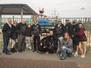 Hunterdon: Local 188 plunges in memory of Special Olympics coach