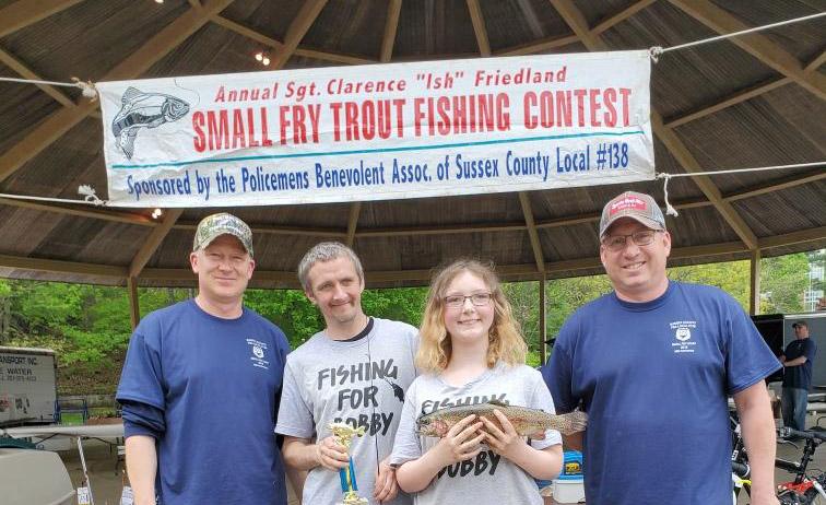 PBA Sussex Fishing Contest